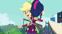 "Applejack ""I was telling you the truth"" EG3"