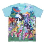 MLP Season One Allover T-shirt back WeLoveFine