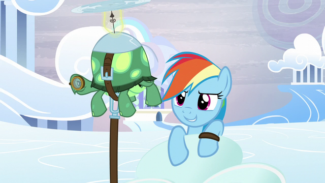"File:Rainbow ""Lunch hour!"" S5E5.png"