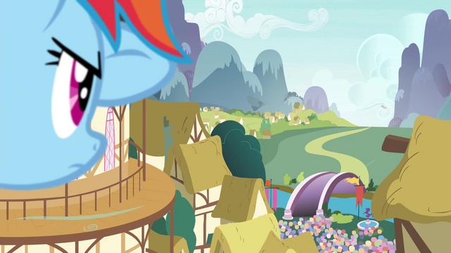 File:Rainbow Dash looking into the distance S4E16.png