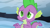 Spike feeling sympathy for Thorax S6E16