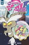 Comic issue 44 ComicXposure cover