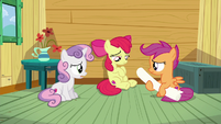 """Sweetie Belle """"I thought we could help anypony"""" S6E19"""