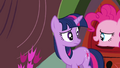 Another Pinkie clone claiming herself to be the real Pinkie S3E03.png