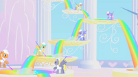 Pegasi mixing rainbows S1E16