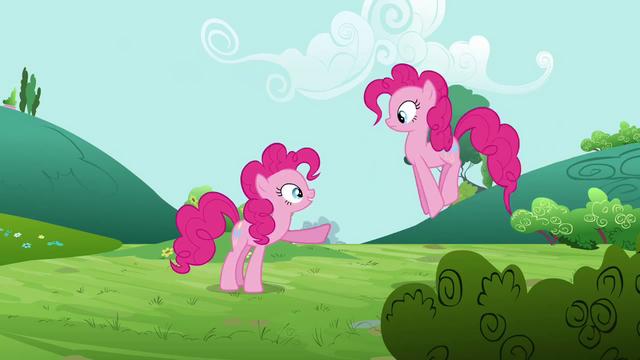 File:Pinkie Pie 'Because I'm you' S3E3.png