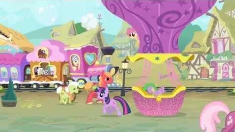 My Little Pony Theme Song (Season Four) - Spanish (Spain)