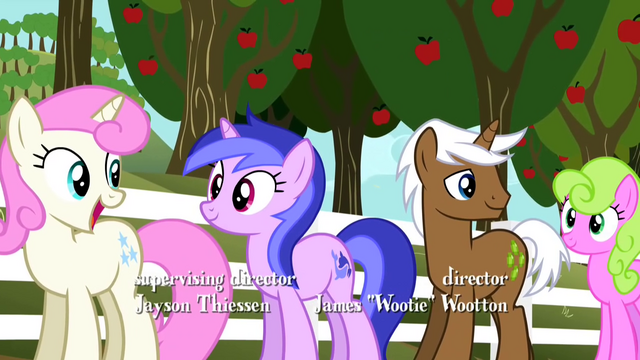 File:Ponies waiting in line S2E15.png