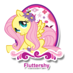 Fluttershy Hubworld portrait
