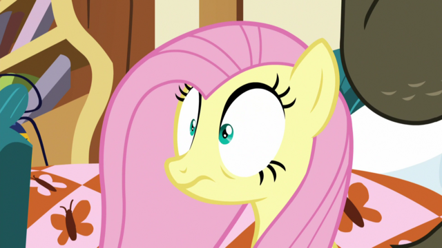 File:Fluttershy reacting to Angel S5E21.png