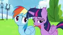 "Twilight ""if we'd just done things your way"" S6E24"
