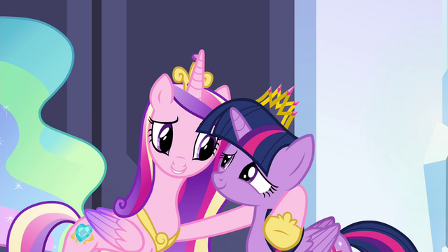 File:Cadance wraps hoof around Twilight S4E25.png