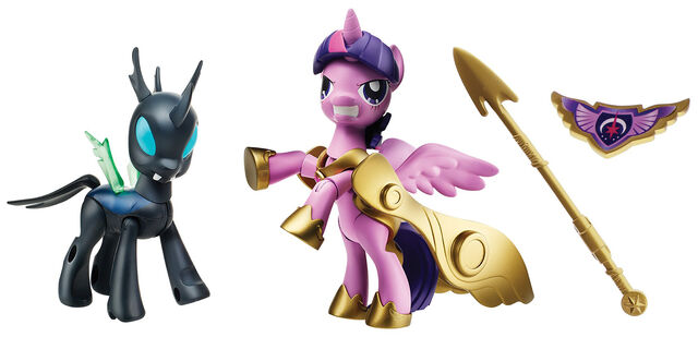 File:Guardians of Harmony Princess Twilight Sparkle and Changeling figures.jpg