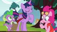 "Twilight ""not something to be messed with"" S5E22"