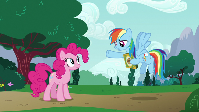 "File:Rainbow ""you don't even know what it is yet!"" S6E15.png"