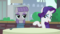 "Rarity ""You must tell me"" S6E3"