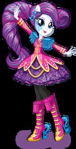 Rarity Rainbow Rocks character bio art 2