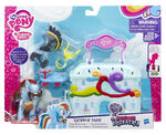Explore Equestria Rainbow Dash Cloudominium Playset packaging