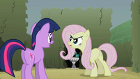 Fluttershy 'You can't' S2E01