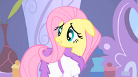 Fluttershy smiling S1E20