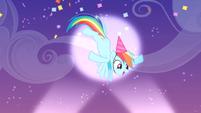 Rainbow 'Hey, everypony!' S4E12