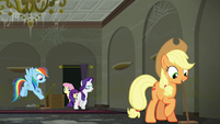 "Rarity ""No, no, no!"" S6E9"