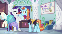 """Sassy Saddles """"you did what?!"""" S5E14"""