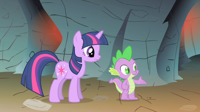 File:Twilight but Spike S1E19.png