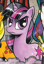 Comic issue 19 Alternate Twilight