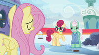"Fluttershy ""speaking up for yourself can be hard"" S6E11"