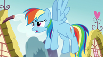 Rainbow Dash complaining S5E19