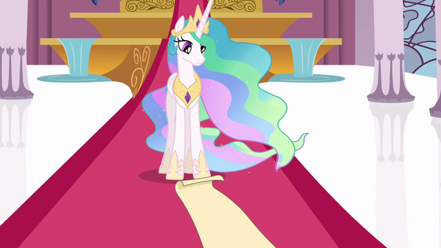 File:Celestia looks at scroll S3E01.png