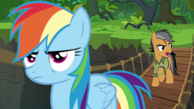 """File:Quibble Pants """"sure this thing is safe?"""" S6E13.png"""