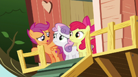 """Scootaloo """"I know someone who just might"""" S6E19"""
