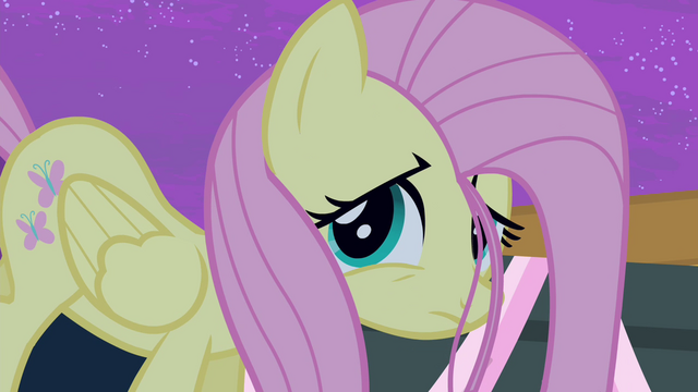 File:Fluttershy listening Rarity S4E14.png