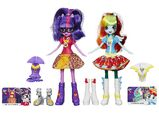Friendship Games Rainbow Dash and Twilight Sparkle 2-pack