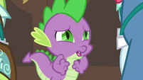 "Spike ""by order of Princess Twilight"" S5E10"