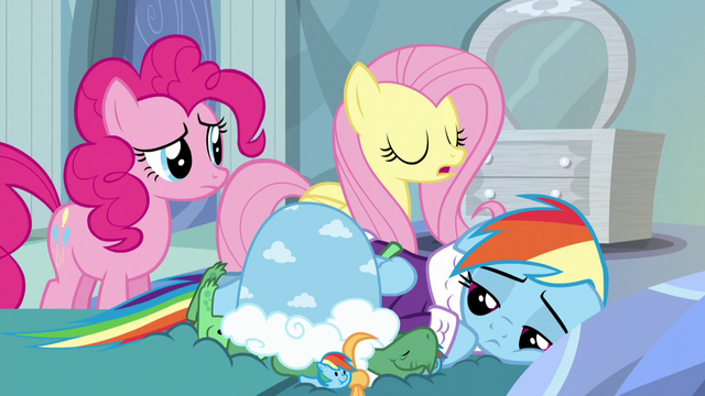 File:Fluttershy administers tough love to Rainbow S5E5.png