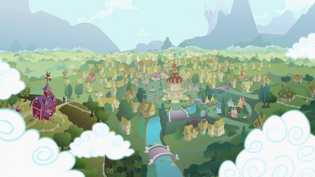 File:Ponyville remastered S2 opening.png