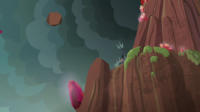 File:Slingtail still flinging boulders S6E5.png