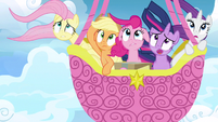 Twilight funny face S3E7