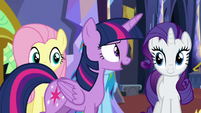"Twilight ""to make this place feel like Yakyakistan"" S5E11"