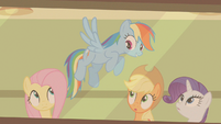 Rainbow Dash just you wait S2E13