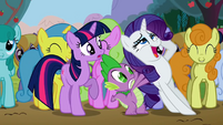 Rarity near faint S2E15