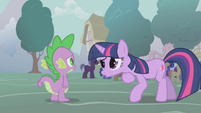 Twilight think I'm a showoff S1E6
