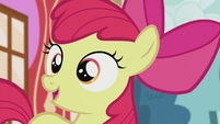 "Apple Bloom ""when we take a little time off"" S5E18"