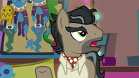 """Caballeron """"all this fanfare around my archenemy"""" S6E13"""