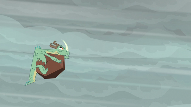 File:Green wrinkly dragon hit by boulder S6E5.png