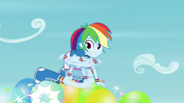 File:Rainbow Dash popping balloons EG3.png