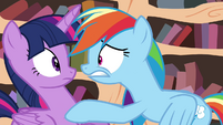 Rainbow worried S4E21